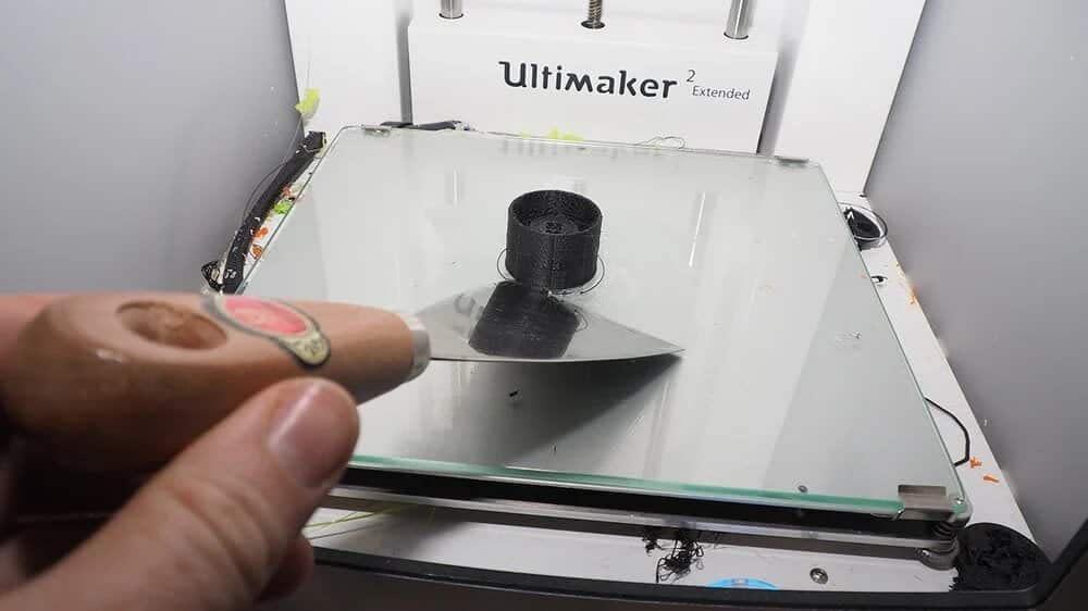 3D Baskı Sorunları ve Çözüm Kılavuzu 26 – 3D Print Problems Stuck Print