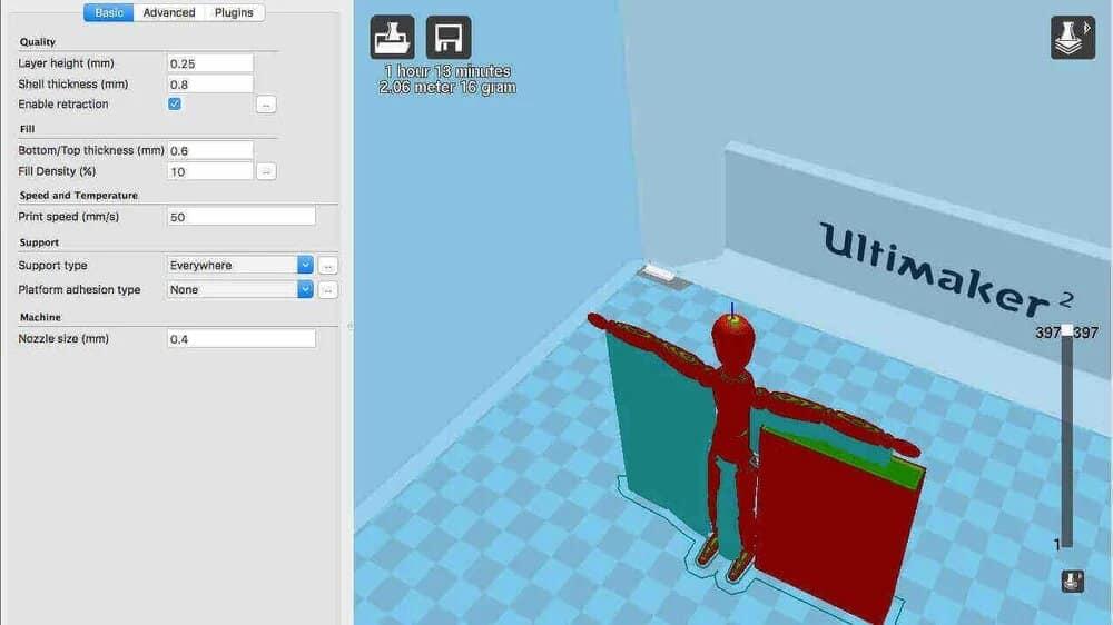 3D Baskı Sorunları ve Çözüm Kılavuzu 12 – Model Overhangs