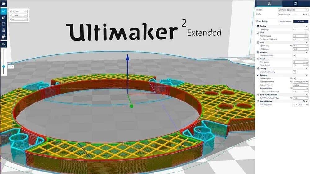 3D Baskı Sorunları ve Çözüm Kılavuzu 13 – Support Surface Problems 1