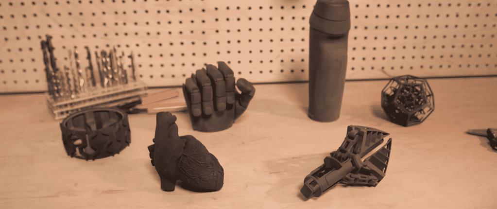 3D Baskı Nedir ? 2 – sls