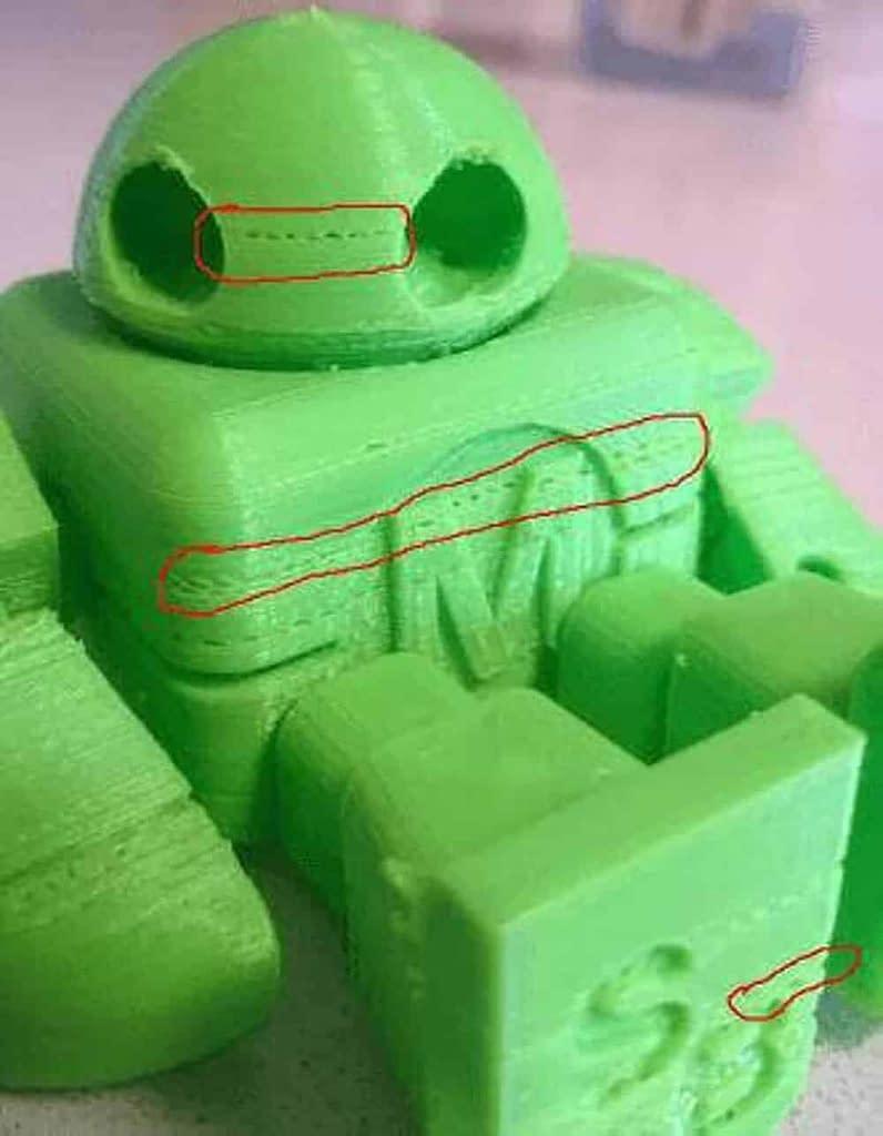 3D Baskı Sorunları ve Çözüm Kılavuzu 10 – Missing Layers